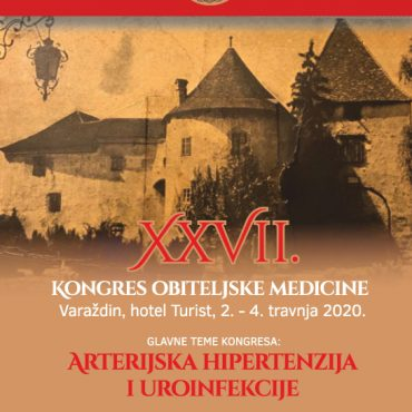 Preliminarni program XXVII. Kongresa obiteljske medicine