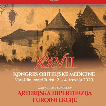 XXVII. Kongres obiteljske medicine